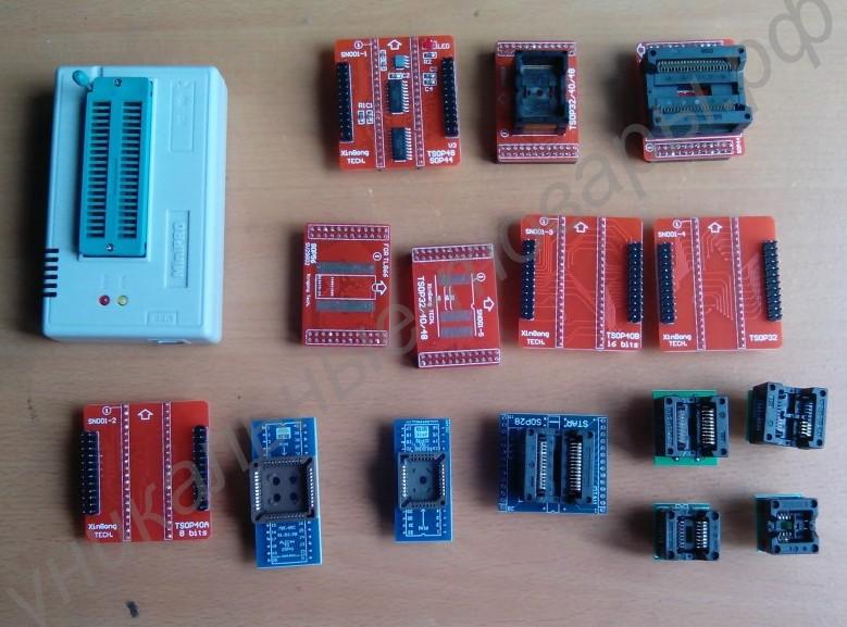 Tl866 программатор своими руками 24