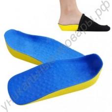 Полустельки для ношения с носками, увеличивающие рост на 2,5 см