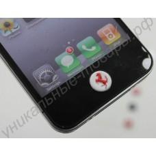 Наклейка на кнопку телефона комплект 8 шт.