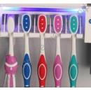 Держатель зубных щеток с УФ-стерилизатором