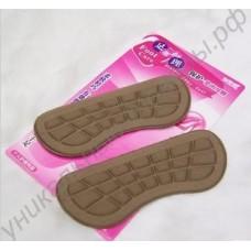 Массажные вставки в туфли из губчатого материала, 1 пара