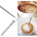 Карандаш для нанесения узоров на кофе