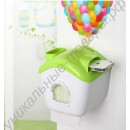 Держатель туалетной бумаги с подставкой для телефона