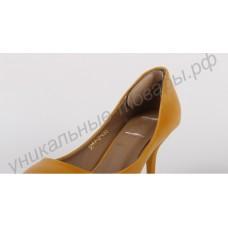 Тканевые вкладыши в обувь от мозолей с дополнительной фиксацией пятки, 1 пара
