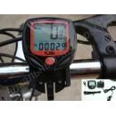 Электронный спидометр для велосипеда