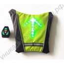 Жилет безопасности для велосипедистов