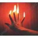 Устройство для фокуса с горящими пальцами