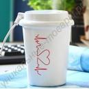 Увлажнитель в виде чашки кофе