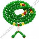 Яркие многослойные браслеты с турмалином
