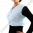 Турмалиновый жилет-топ для женщин