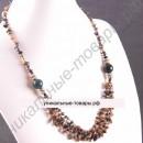 Ожерелье из турмалина с эффектом омоложения