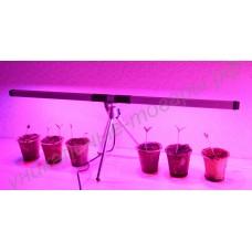 Светильник для рассады на миниатюрном штативе «Неккар», гарантийное обслуживание - 1 год