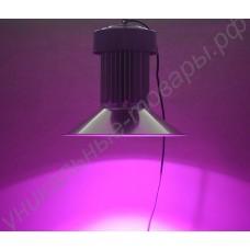 Тепличная светодиодная полноспектровая лампа «Минтака» 100Вт, гарантийное обслуживание - 1 год