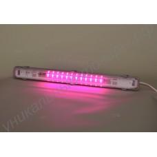Настенно-потолочная полноспектровая светодиодная фитолампа 36Вт «Пропус», гарантийное обслуживание - 1 год