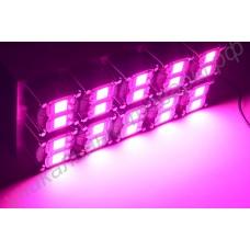 """Топовая LED фитопанель для гроубоксов и гидропонного выращивания """"Минхир"""", 2200+ мкммоль/с*кв.м, 1000 Вт"""