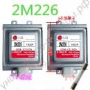 Магнетрон для микроволновки LG 2M226