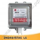 Магнетрон для микроволновки LG 2M246