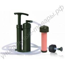 Солдатский походный фильтр для воды