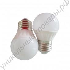 Светодиодная лампа (LED) E27 3Вт, 220В