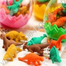 Ластики динозаврики