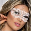Женская кружевная маска на глаза