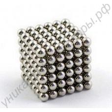 Неокуб (конструктор из магнитных шариков) 3-5 мм
