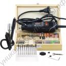 Электрическая мини-дрель с гибким валом
