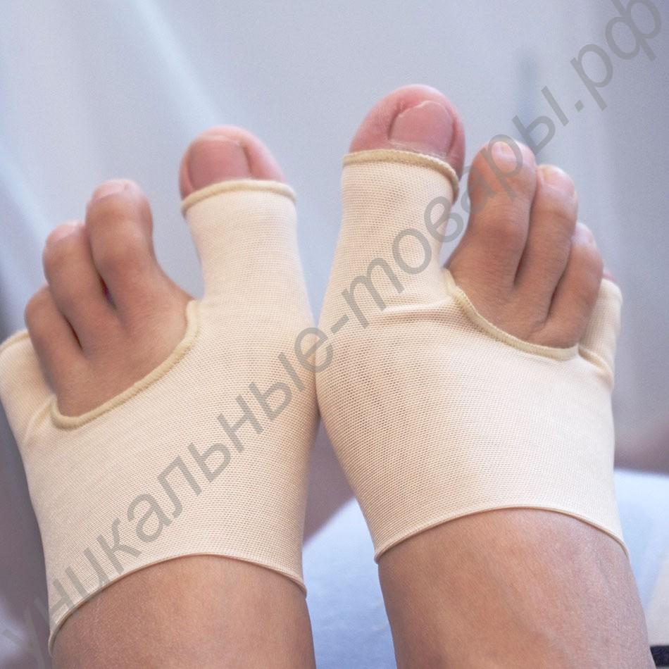 Как избавиться от косточек на ногах