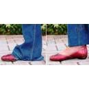 Липучка с защёлкой для регулировки длины джинсов