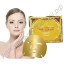 Коллагеновая плацентарная золотая маска для лица