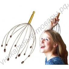 Чесалка (массажёр) для головы и волос