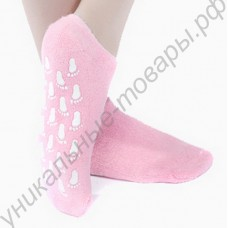 Увлажняющие spa гелевые носки, 1 пара