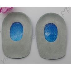 Тканево-гелевые подпяточники, 1 пара