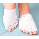 Гелевые spa полуноски для пальцев ног