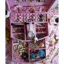 Шкатулка для косметики и украшений