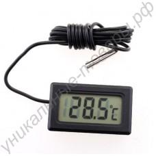 Цифровой термометр с выносным датчиком-щупом