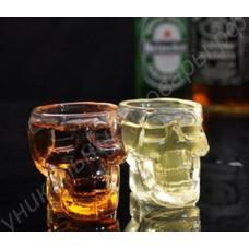 Оригинальный стакан-череп