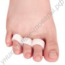Ортопедический разделитель пальцев, 1 пара